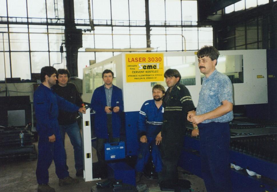 Laser TruMatic L3030