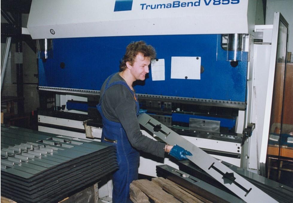 TrumaBend V85S